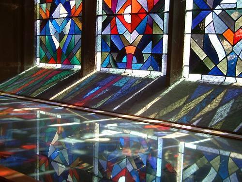 Kaleidoscope Window by guzman