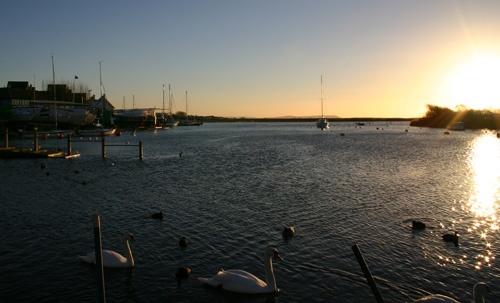 Dawn Harbour by simon9924
