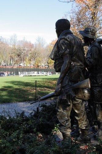 Vietnam Memorial 1 by jonp