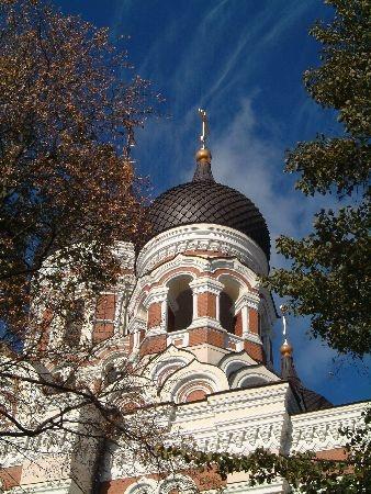 Tallinn Towers by kingseany