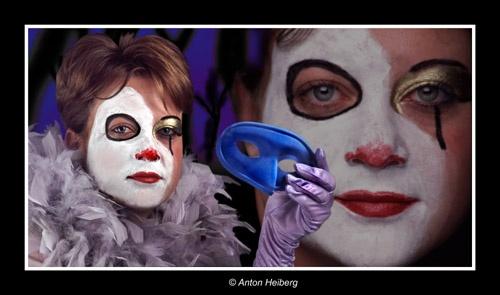 Masquerade by anton
