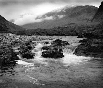 River Etive by gpwalton