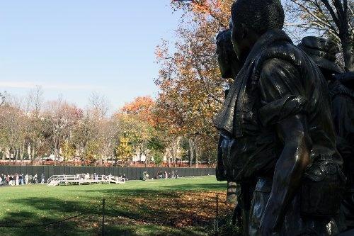 Vietnam Memorial 2 by jonp