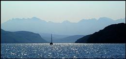 Sailing to Skye