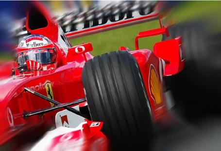 F1 by Ray Willmott