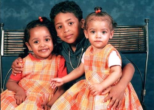 Children Portrait by Michael Campbell