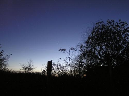 Venus at Dusk by gazleton