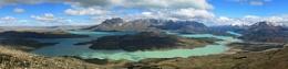 Lago Belgrano (stitch)