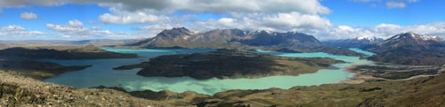 Lago Belgrano (stitch) by ihana