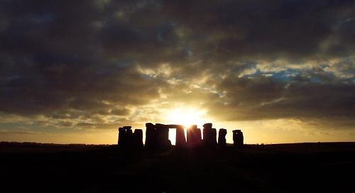 Stonehenge by shaun
