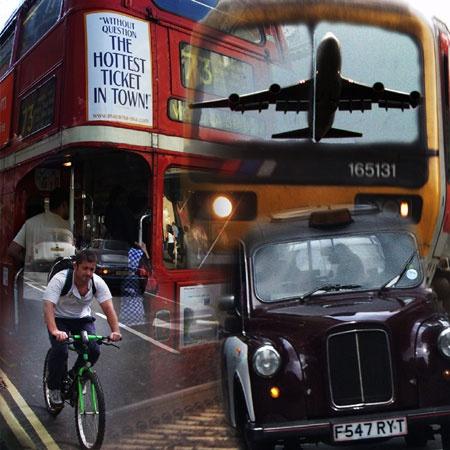 London\'s Transport by Ray Willmott