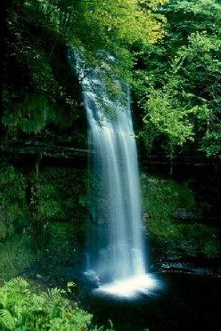 Glencar Waterfall by Bucks