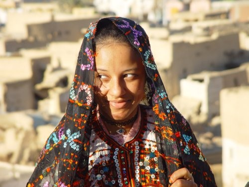 Smile from Siwa by magdy