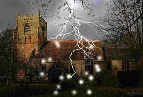 LIghtning Burst by gpwalton