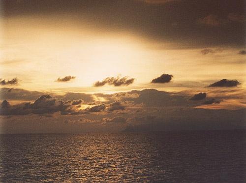 Sunset by gma
