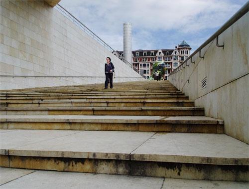 Stepping Down by John-LS