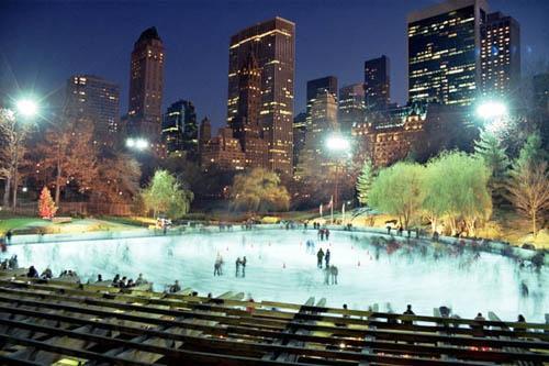 New York Ice Rink by mattw
