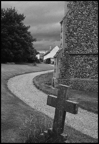 Churchyard by lobsterboy