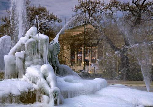 A Sculpture in Ice by mattw