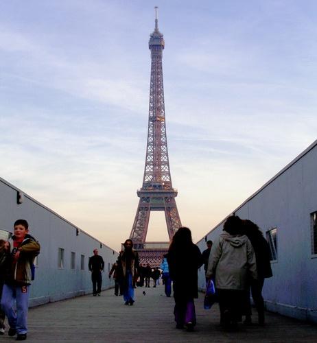Tour Eiffel by baptiste