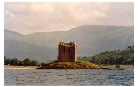 Castle Stalker by stompie