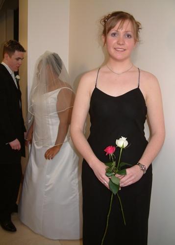 Bridesmaid by a11sus
