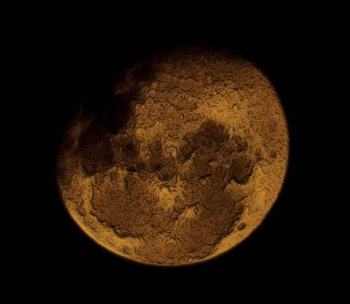 Waxing Moon by cal9