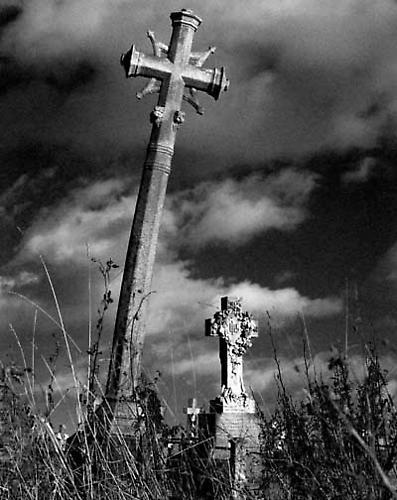 Headstone by john p