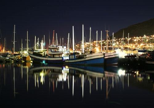 The fleet at anchor by John-LS