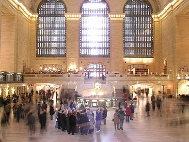 2nd Grand Central attempt by janehewitt