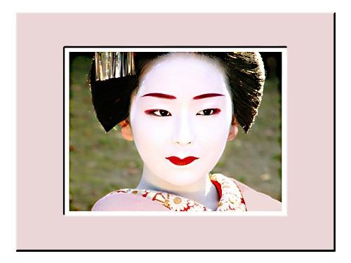 Geisha by iamagoo
