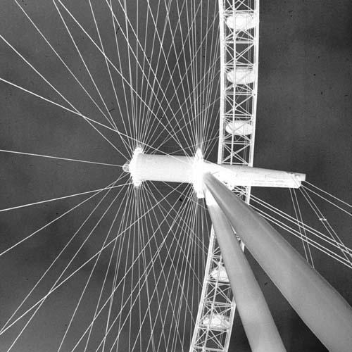 The London eye by k8255