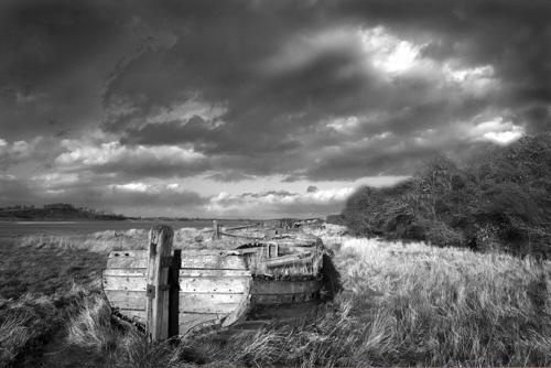 Boat Wrecks by gpwalton