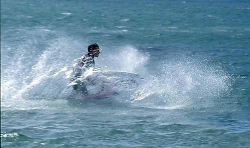 Jet ski by Bucks