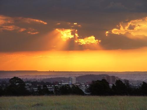 Soweto Sunset by John-LS