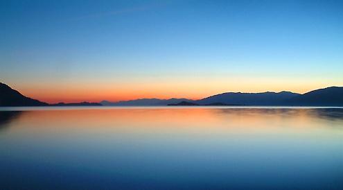 Loch Linnhe Sunset by sut68