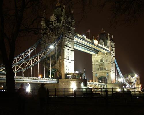 Tower Bridge by pjc1882