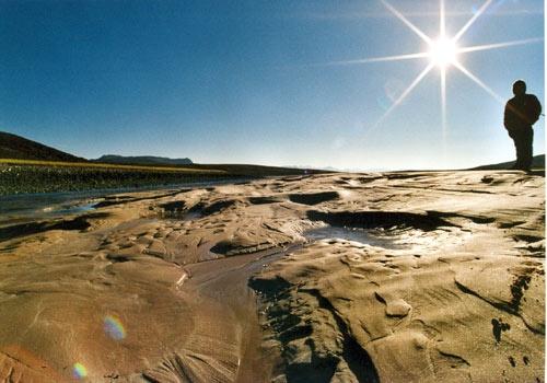 Achnahaird Beach, by jeanie