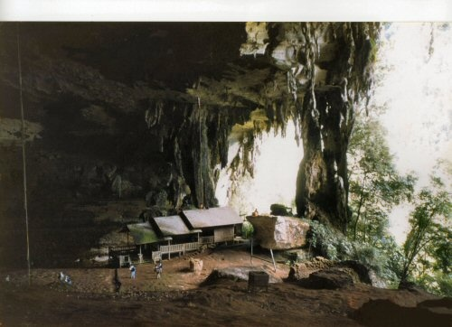 Niah Caves,Borneo by davey