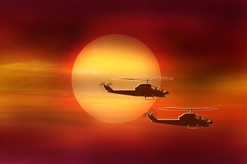 Choppers by peterkent