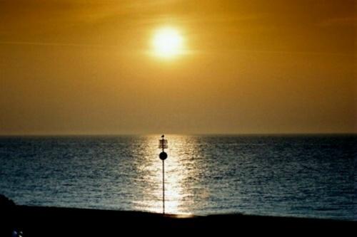 hunstanton sunset by matta56