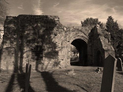 Abbey Gatehouse by sophiehw