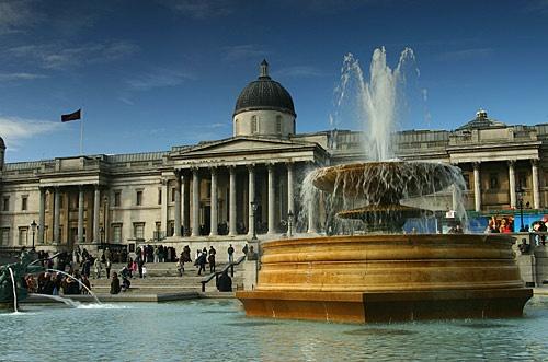 Trafalgar Square by mattw