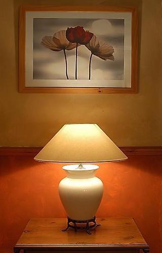 Lamp light by jonnie