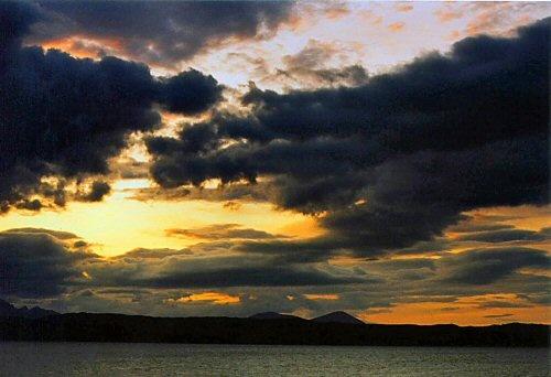 Skye sky by davey