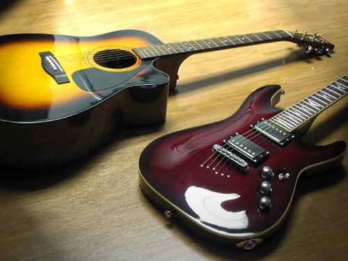 Guitars by TrevorB