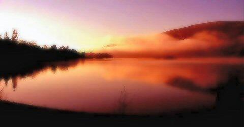 Loch Lomond by daviewat