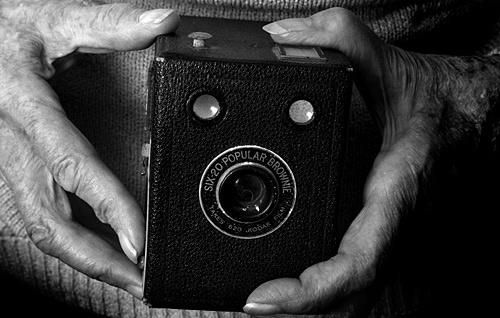 Grannies Camera by davidc