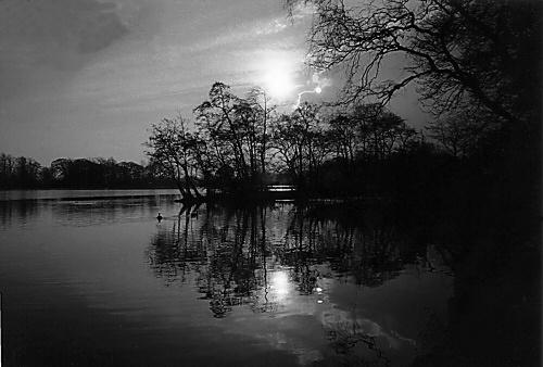Bolam Lake by davey
