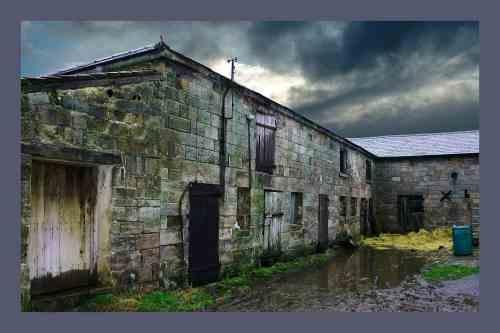 Debyshire Farmyard by tonyb55
